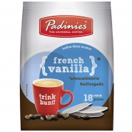 Minges Kaffeepads French Vanilla 6 x 126g, 108 Pads