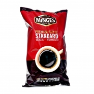 Minges Premium Kaffee Standard 1Kg Röstkaffee gemahlen