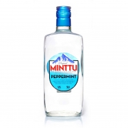 Minttu Original Peppermint 0,5l Likoer 50% vol.
