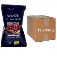 Nescafé Partners`Blend 12 x 250g Fairtrade Instantkaffee