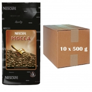 Nescafé Mocca 10 x 500g Instant Automatenkaffee