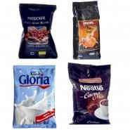 Nestlé - Nescafé Automaten-Nachfüllset XXL Nachfüll - Set