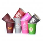 24.000 Coffee to go Pappbecher 0,2l / 8oz bedrucken lassen