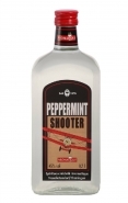 Peppermint Shooter 0,7 L Pfefferminz Likör 45% Vol. Pfeffi