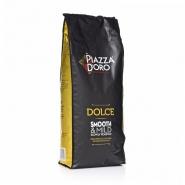 Piazza D'Oro Dolce Café Creme 6 x 1Kg ganze Kaffee-Bohne