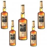 Der Gute Pott 40 Übersee Rum 6 x 1 Liter 40% Grog
