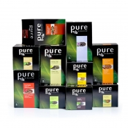 Alle Sorten Pure Tea Selection 220 Pure Tee Einzel-Portionen