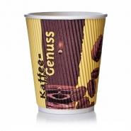 Ripple Cups Kaffeegenuss 8oz Doppelwand 50 Coffee to go Becher