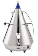Samowar Wasserkocher Tee, Glühwein Edelstahl 4 l