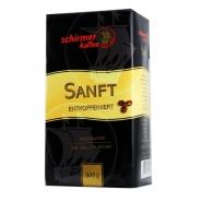 Schirmer Sanft Entkoffeiniert Röstkaffee 12 x 500g Kaffee gemahlen