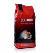 Jacobs Sinfonie Kaffeebohnen 1kg Hybridbohne aus Crema & Espresso