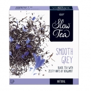 Pickwick Slow Tea Smooth Grey 25 x 2,7g