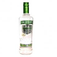 Smirnoff Green Apple Twist Flavoured Vodka 37,5% Vol. 0,7l