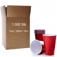 Solo Cups 10oz Rote Becher 295 ml Red Cup Original USA