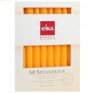 Eika Spitzkerzen Mais 50er Pack Kerzen 245 x 240mm