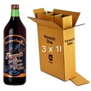 Sternthaler Amaretto Punsch mit Rum 3 x 1 L, 7,5% vol.