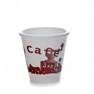 Styroporbecher Espressobecher 60 ml New Cafe 50 Stk