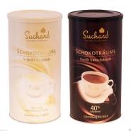 Suchard Schokoträume Mix Weiße/Dunkle Trinkschokolade 1850g