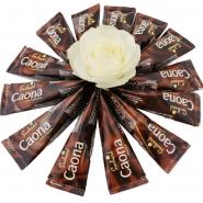 Suchard Caona herbe Trinkschokolade 50 x 25g Tassenportionen
