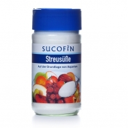 Sucofin Streusüße 6 x 75g PET Dosen