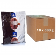 Tchibo Cafe Espresso Classico 10 x 500g ganze Bohnen