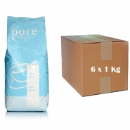 Tchibo Pure Kaffeeweisser 6 x 1 kg Café Crema