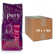 Tchibo Pure Fine Selection Exclusive Fein-herb Kakao 10 x 1Kg Vending