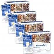 Schwarzer Tee Darjeeling Pussimbing Bio 25 MasterBag Glas 2,0g, 6er Pack