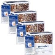 Schwarzer Tee Earl Grey 25 MasterBag Glas-Portion 2,0g, 6er Pack