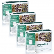 Gourmet Kräutertee - Gourmet Herbal Tea 6 x 25 Master Bag Glas 1,5g