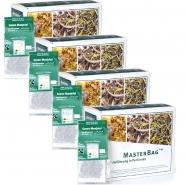 Grüner Tee Green Manjolai 20 MasterBag Glas-Portion 2,0g, 6er Pack