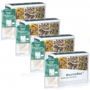 Kräutertee Kamillentee - Camomile Bio 15 Master Bag Glas-Portion 1,8g, 6er Pack