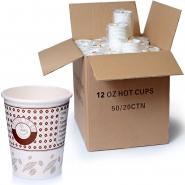 Coffee to go Becher 0,3l Pappbecher Kaffeetasse 1000 Stk.
