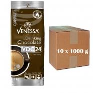 10 x Venessa VDC 24 Kakao 1Kg Trinkschokolade