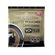 Venessa VCP 75/25 Coffee Classic Pouches Caffé 80 x 65g Kaffee gemahlen