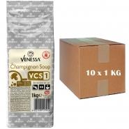 Venessa Champignon Soup VCS1 Cremesuppe 10 x 1kg für Automaten