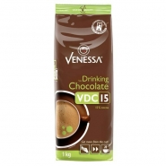 Venessa VDC15 Trinkschokolade 1kg für Automaten