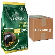Venessa VIC 100S Instant Coffee 10 x 500g Automatenkaffee