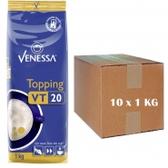 10 x Venessa VT 20 Topping 1Kg Milchpulver