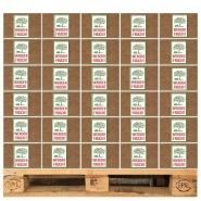 Glühwein Werder Frucht Glüh wein rot 10% vol. 1 Palette 42 Bag in Box 10 Liter