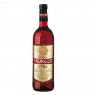 Wikinger Met rot mit Kirschsaft 750ml Honigwein 6% vol.
