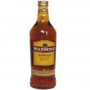 Wilthener Goldkrone 1 Liter Weinbrand 28% vol.