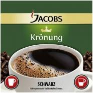 Jacobs Krönung Kaffee - Schwarz 250 Incup Automatenbecher á 2,3g