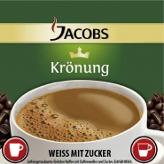 Jacobs Krönung Kaffee - Komplett 250 Incup Automatenbecher á 12,2g