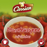 Wincup Tomate-Mozzarella Suppe 200 Incup Automatenbecher á 12g
