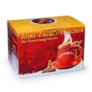 Zimt - Zucker - Hütchen 20 St. für Feuerzangentasse